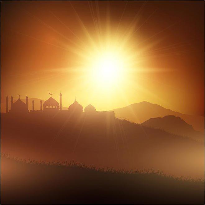 Pin by Ahmed Al Mousa on Sunrise & Sunset   Ramadan kareem