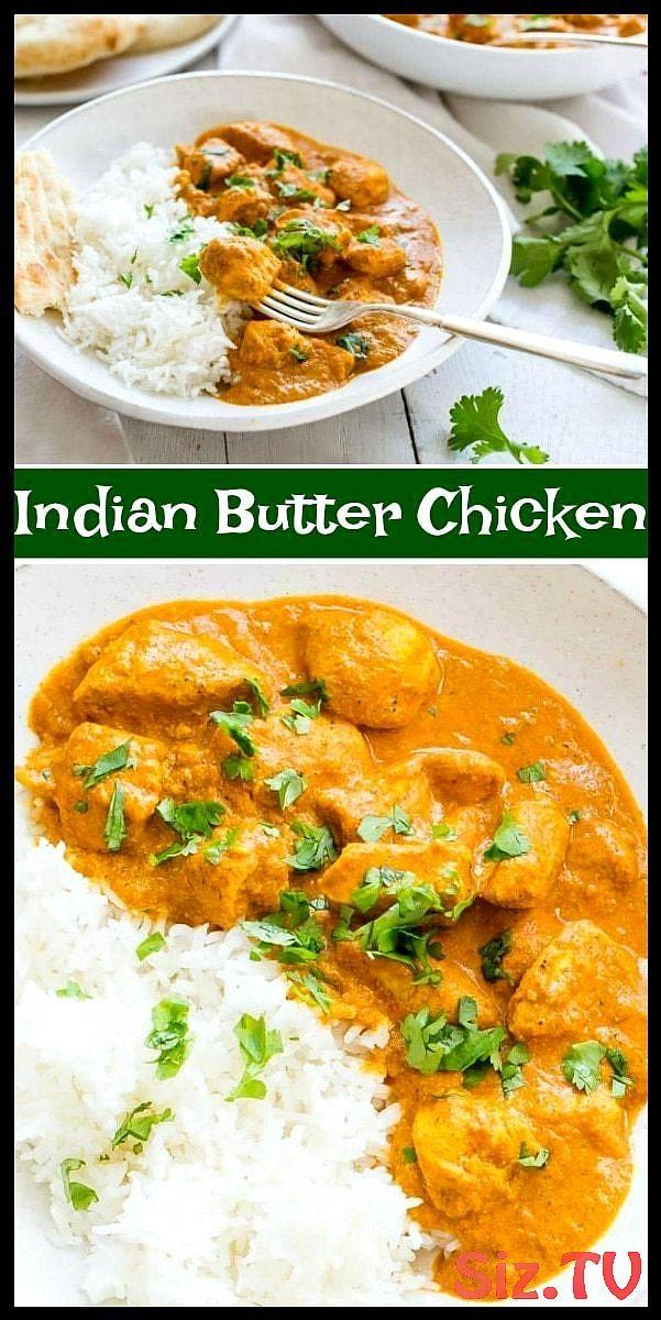 Indian Butter Chicken Rezept von  ...-#Butter