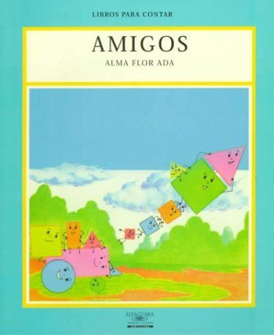 Amigos / Friends (Libros Para Contar (Little Books)) (Spanish Edition) by Alma Flor Ada http://www.amazon.com/dp/1581052006/ref=cm_sw_r_pi_dp_QEOZtb0ZKJSD6VQD
