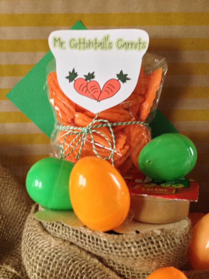 Mr cottontails carrots the perfect easter gifts and ideas for the perfect easter gifts and ideas for anybody on your list negle Images