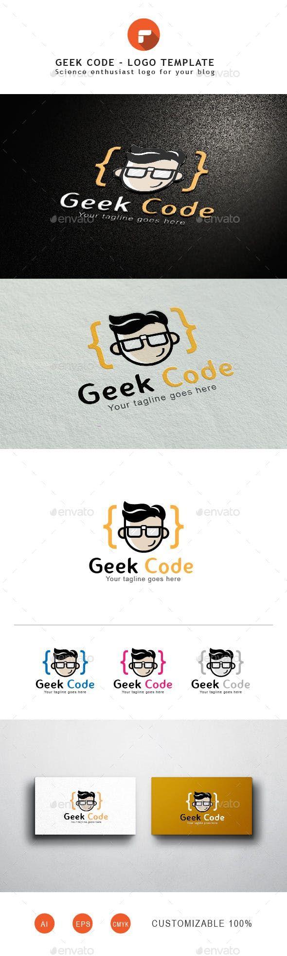 Geek Code (With images) Cool logo, Geek stuff, Logo