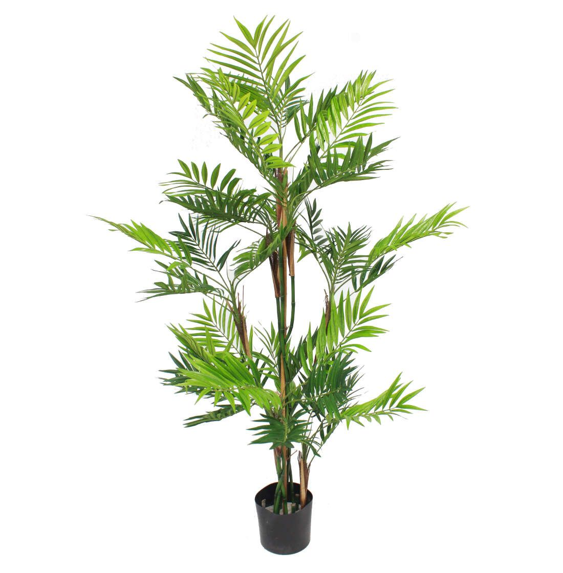 Artificial Parlour Palm | Luxury Artificial Palm Tree | Blooming ...