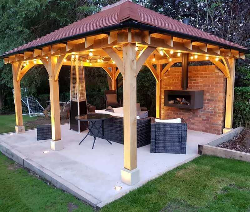 70 Different Design Ideas For Patio Gazebo Patio Gazebo Pergola