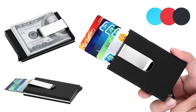 Buy automatic card holder 3 colours for just gbp599 keep for Automatic business card dispenser