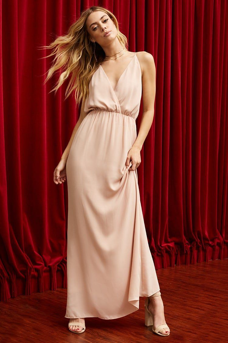 f2626d22189 Product Name Pretty By Rory Surplice Cami Dress