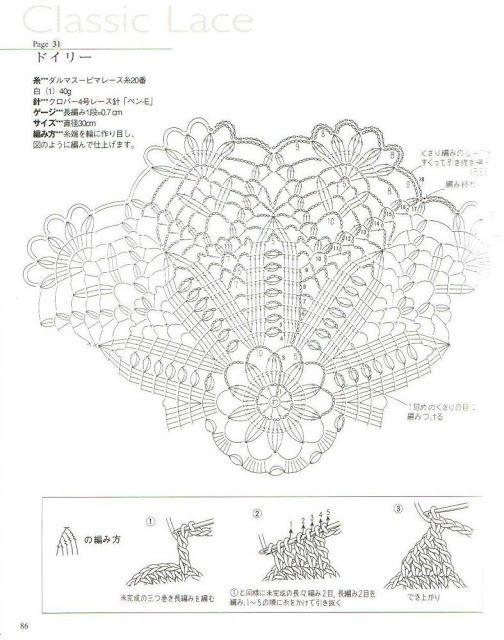 White Lace - souher - Picasa Web Albums | Crochet, Knit, Sew ...
