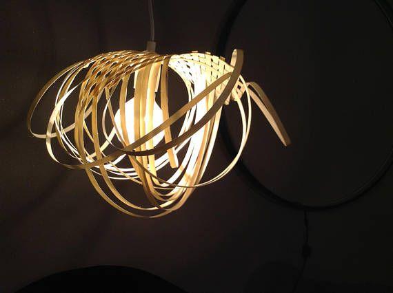 Magnifique suspension luminaire Rosepace Cette création est
