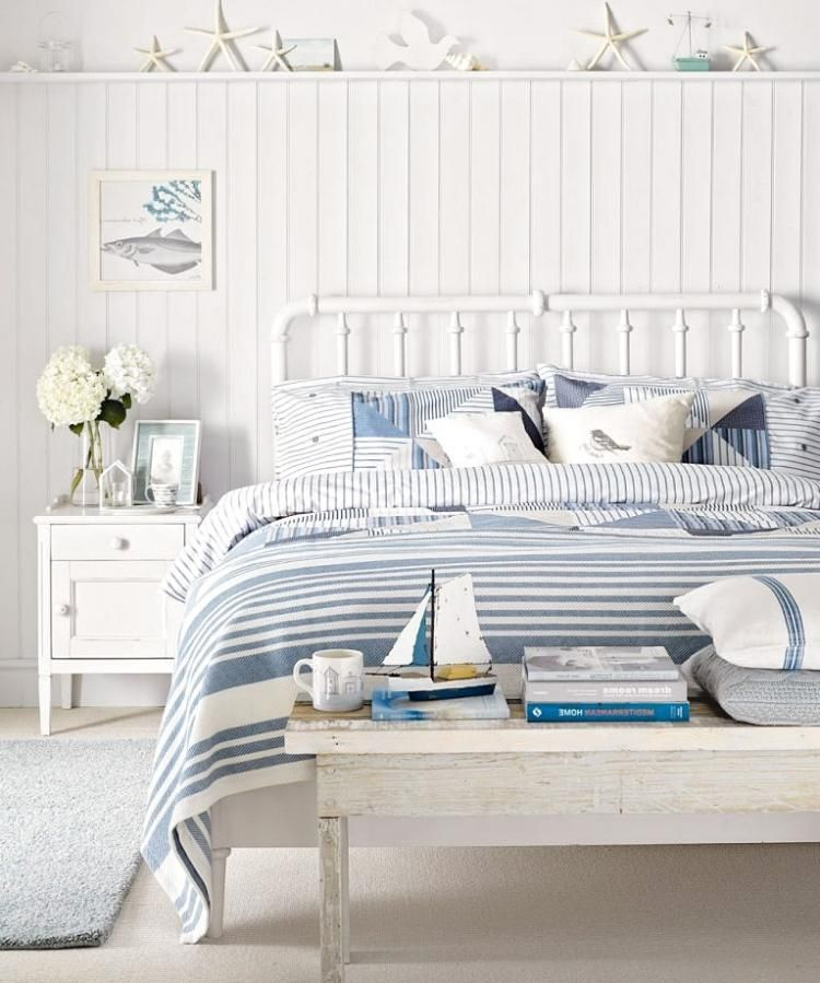 Wonderful Beach Themed Bedrooms Decor Ideas With Images