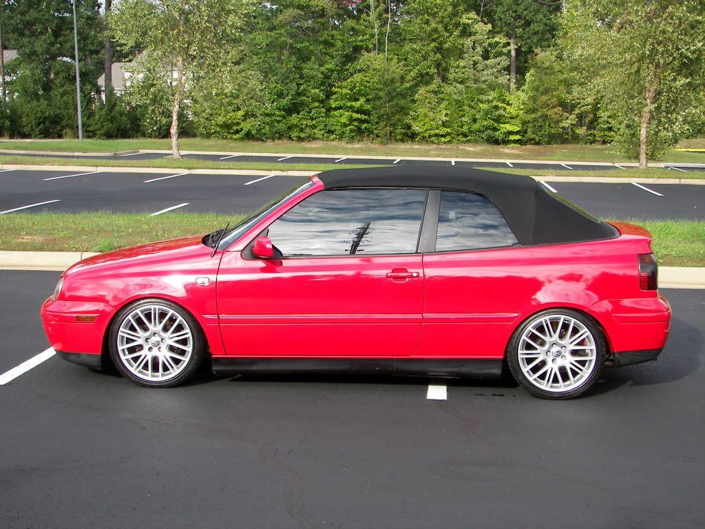Found On Bing From Forums Vwvortex Com Vw Golf Cabrio Cabriolets Custom Wheels