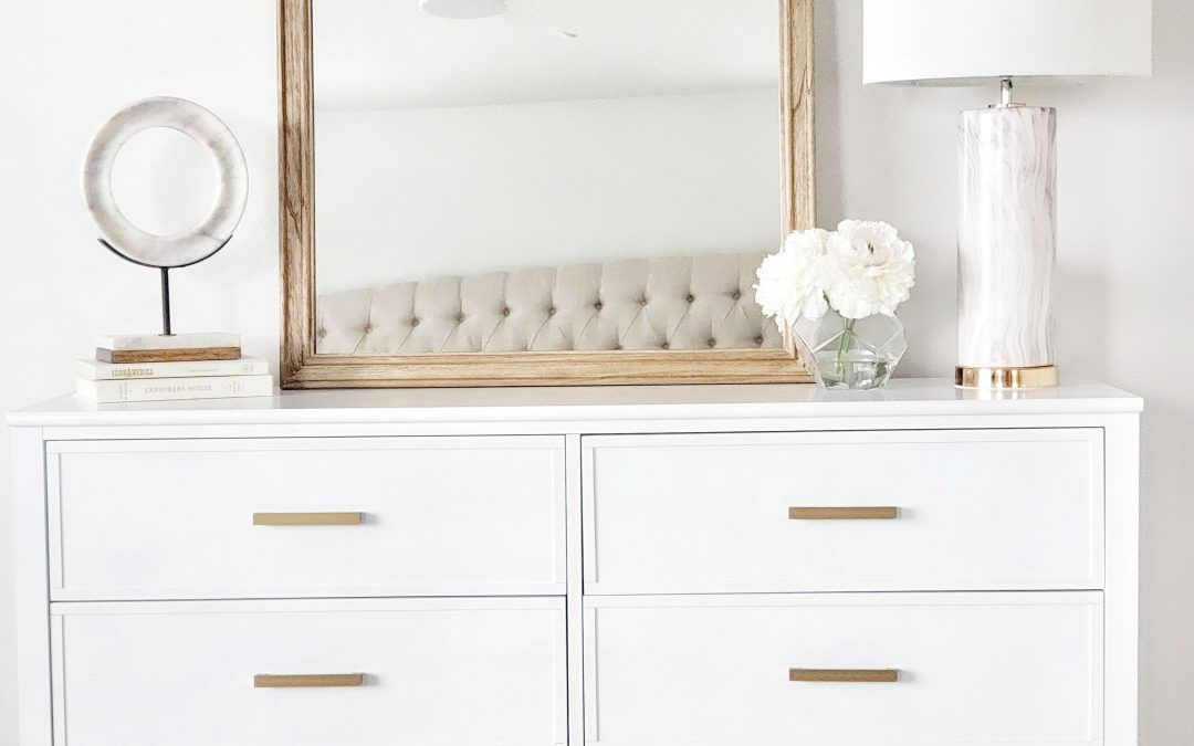 gold dresser white dresser decor