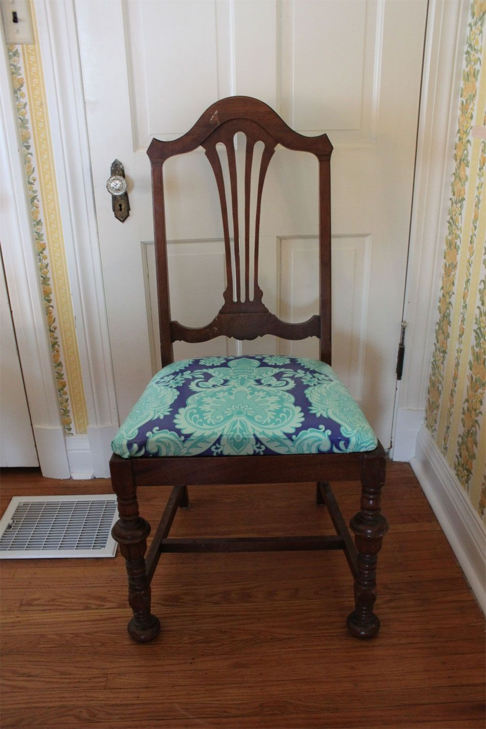 Best Fabric For Recovering Dining Room Chairs  Http Mesmerizing Fabric To Recover Dining Room Chairs Inspiration Design