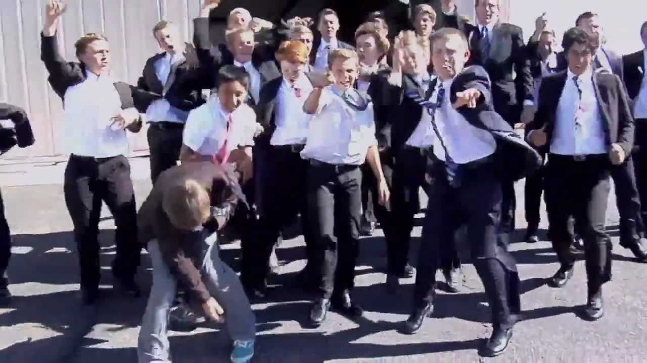 Citrus Heights One Take Lip Dub - What Makes You Beautiful (One Direction) - Question, what school has their own helicopter????