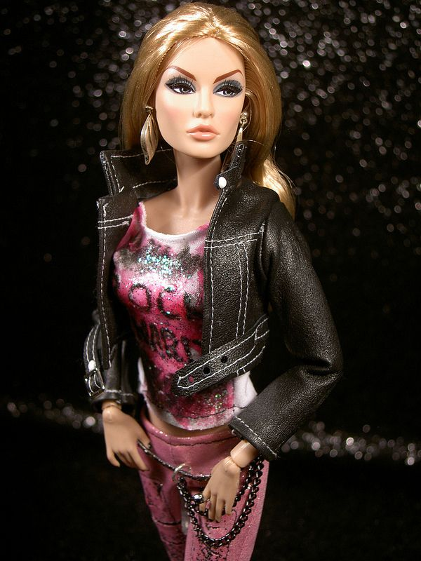 Rock me baby Rayna Fashion royalty