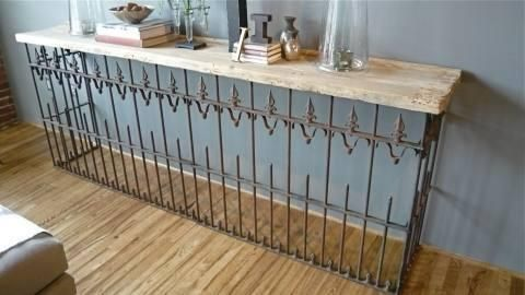 Leftover Wood And Metal Garden Edging Repurposed Upcycled Home