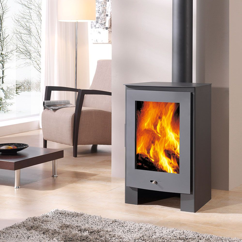 Calore Free Standing Wood Burning Fireplaces Freestanding Fireplace Modern Wood Burning Stoves Wood Burning Fireplace