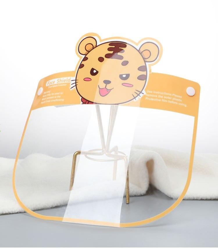 Safety Face Shield for Kids ProtectiveTiger