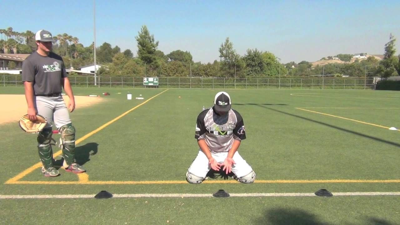 Next Level Catching Academy How To Be A Better Catcher Blocking Throwing Chino Hills Youtube With Images Baseball Catcher Baseball Humor Softball Catcher