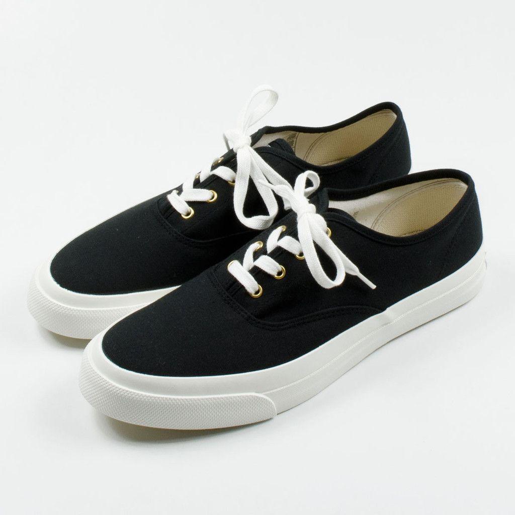Canvas Sneakers - Black | Sneakers