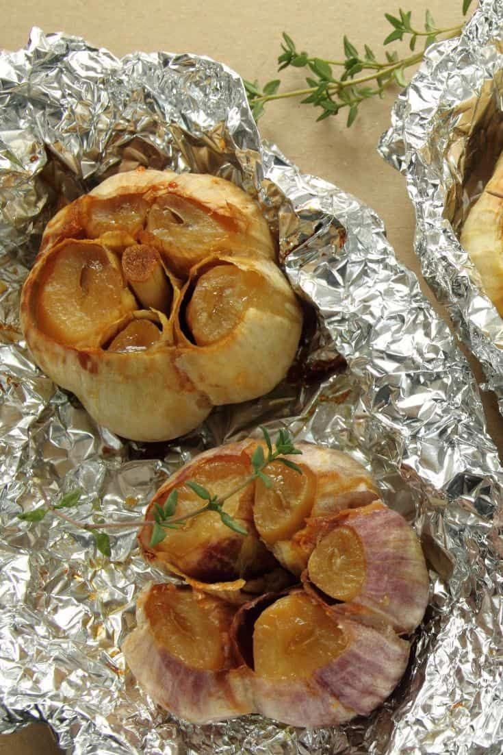How to Roast Garlic in Air Fryer Recipe in 2020