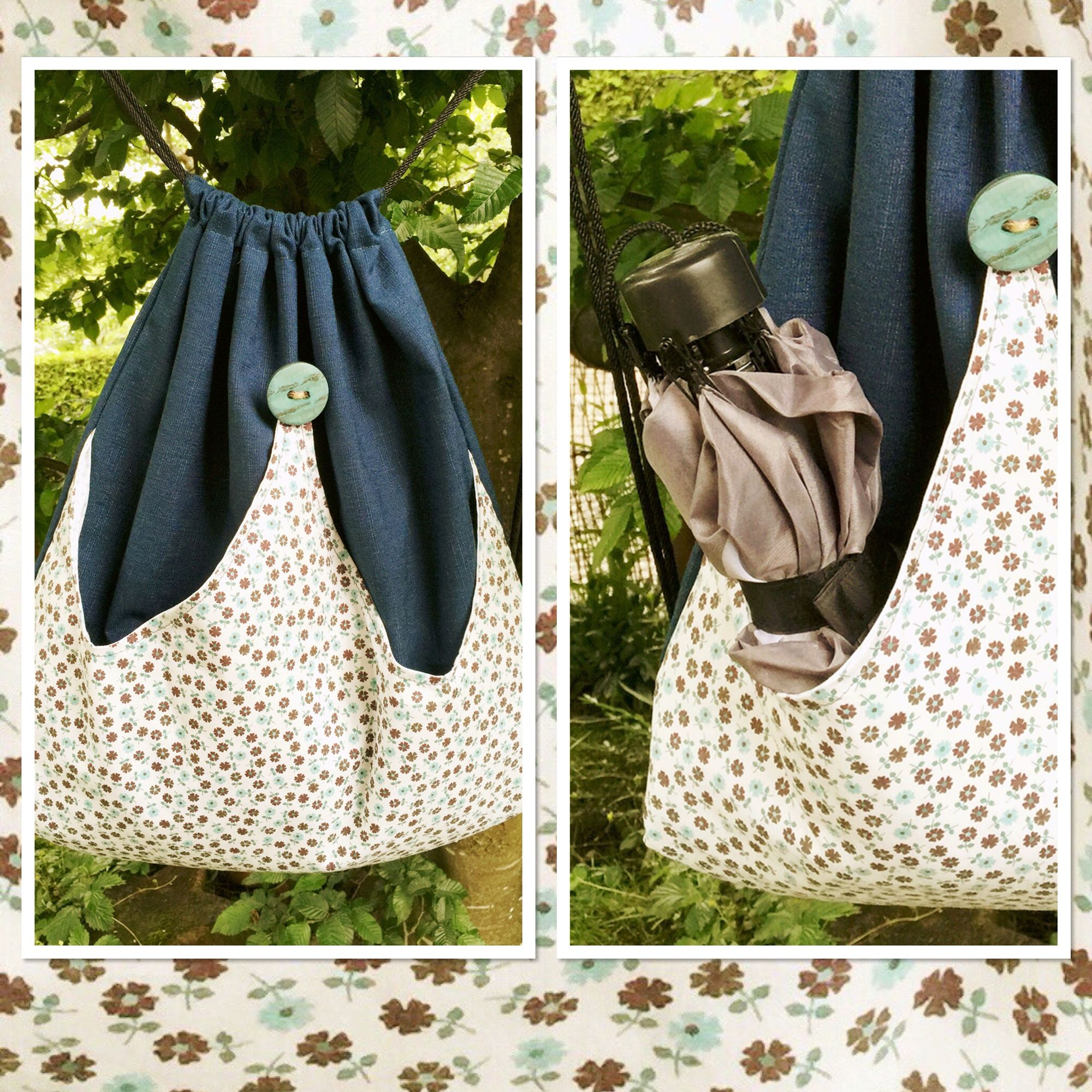 Neue Idee, neues Design | Karus - Handmade bags and more | Pinterest