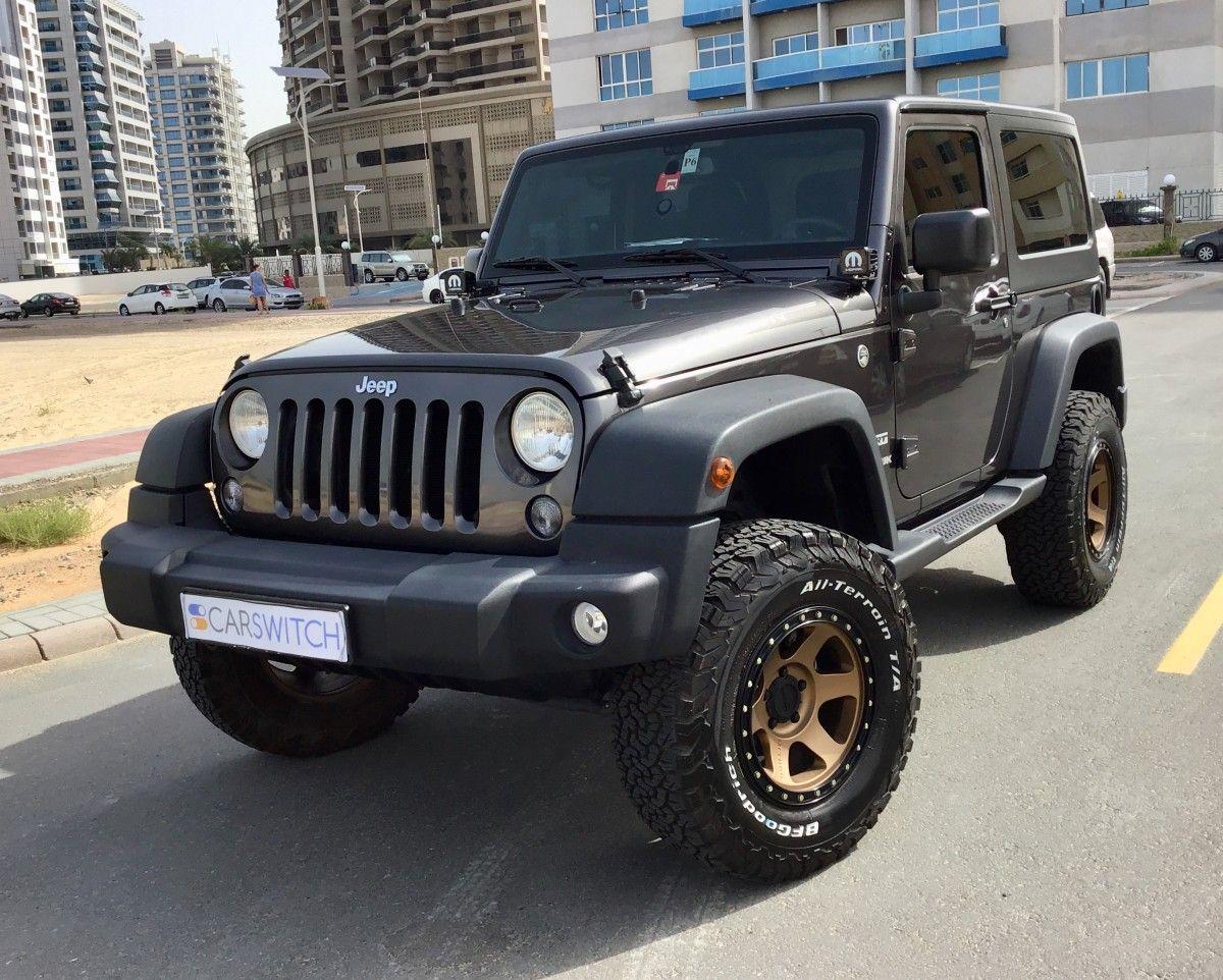 Used Jeep Wrangler Elegant Used Jeep Cars In Dubai di 2020