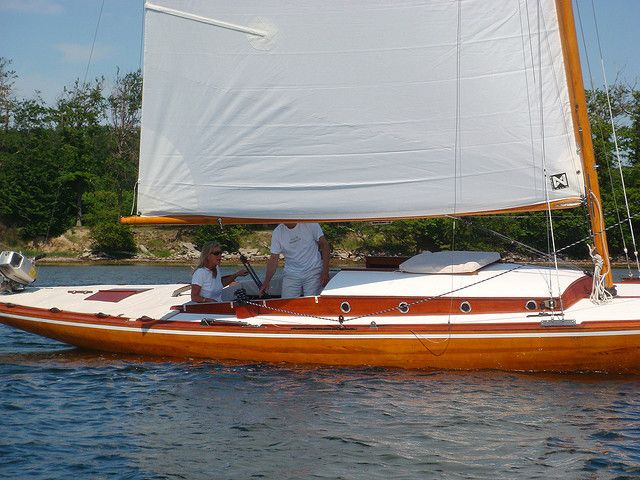 Maelar 30 One Design Class D85 Yrsa 1954 30 Square Metre Skerry Cruiser Classic Sailing Wooden Sailboat Classic Boats