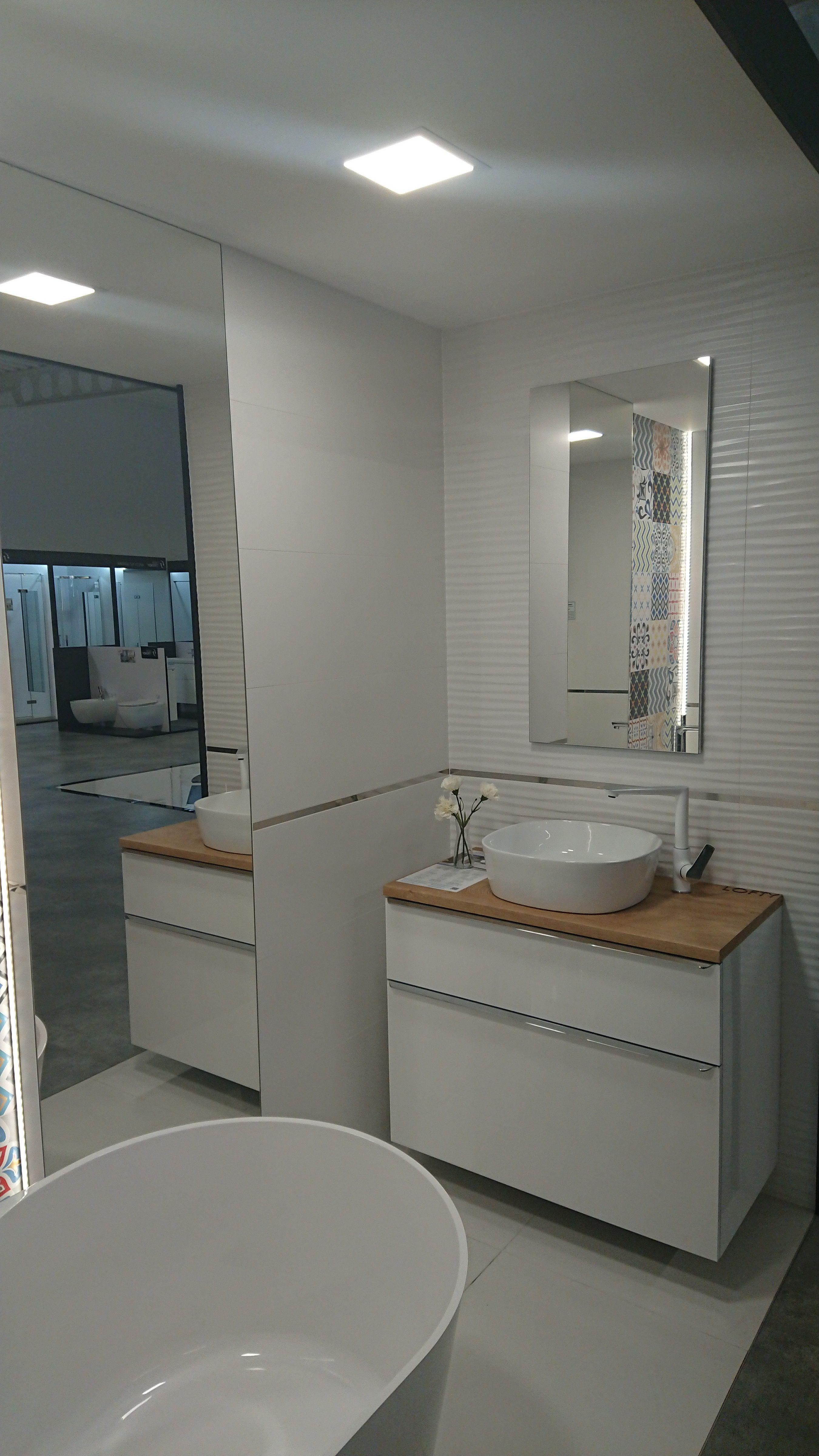 Meble łazienkowe Z Kolekcji Lofty W łazienki Czesław