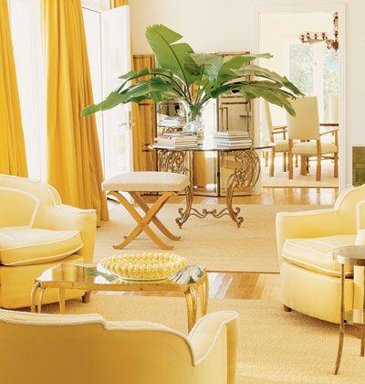 Salas amarillas dise o y decoraci n pinterest salas for Casa design manzano