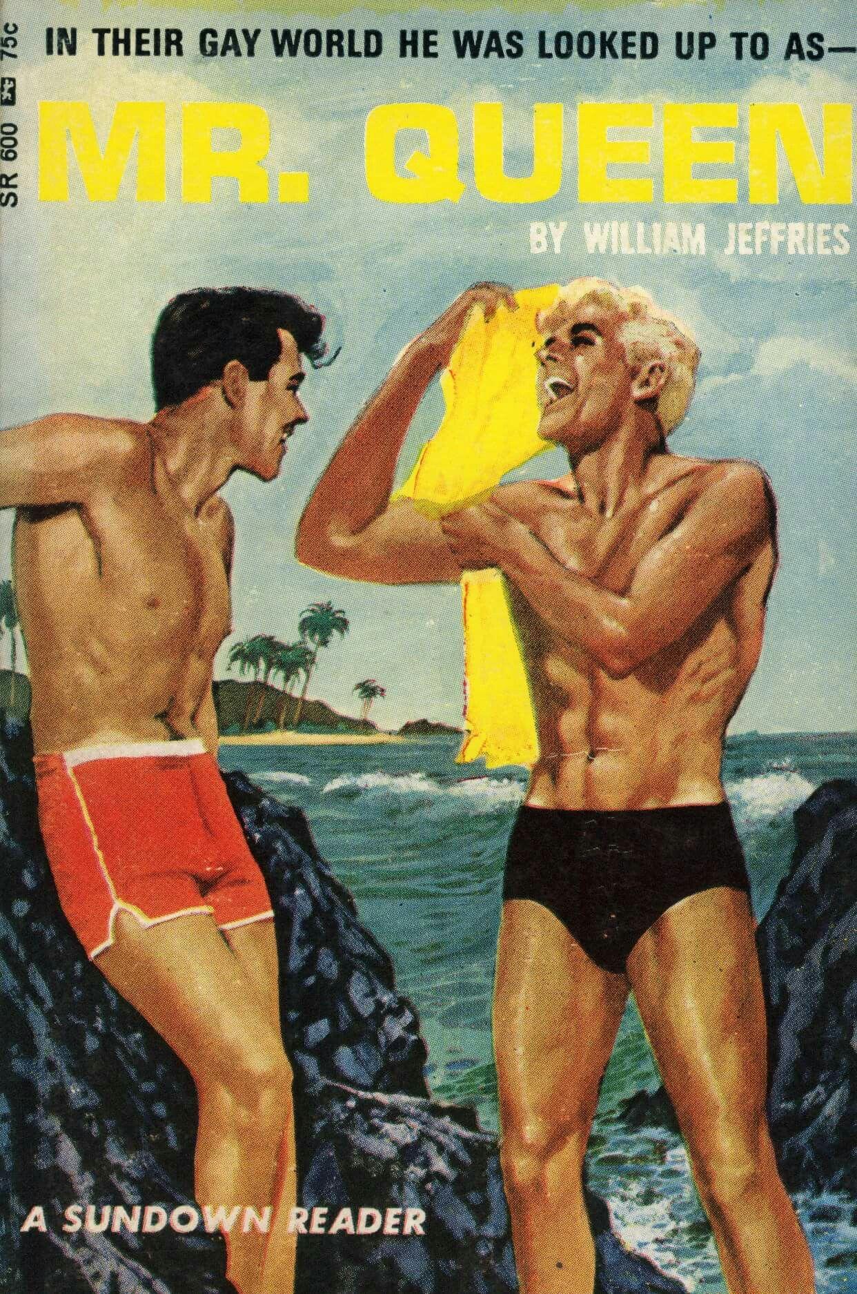 from Vaughn vintage gay pulp