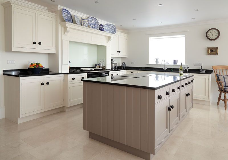 Farrow And Ball Kitchen Cabinet Paint Part - 22: Painted Kitchen - Subtle Shades Of Farrow And Ball Paints