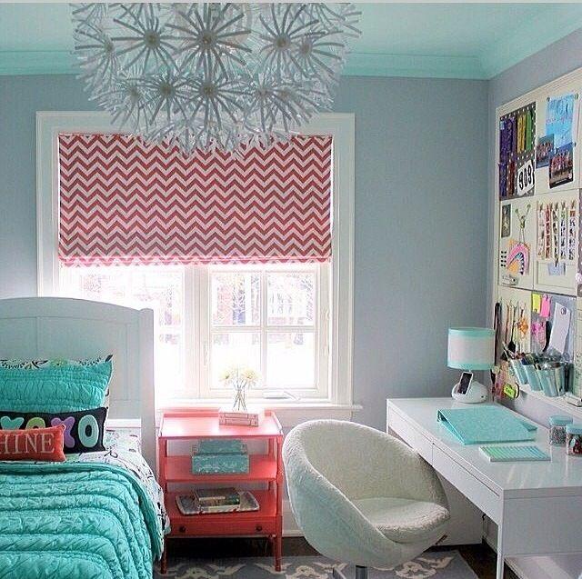 Average Teenage Room Clean And Cozy Rom Makeover Diy Soverom Soverom For Tenåringsjenter