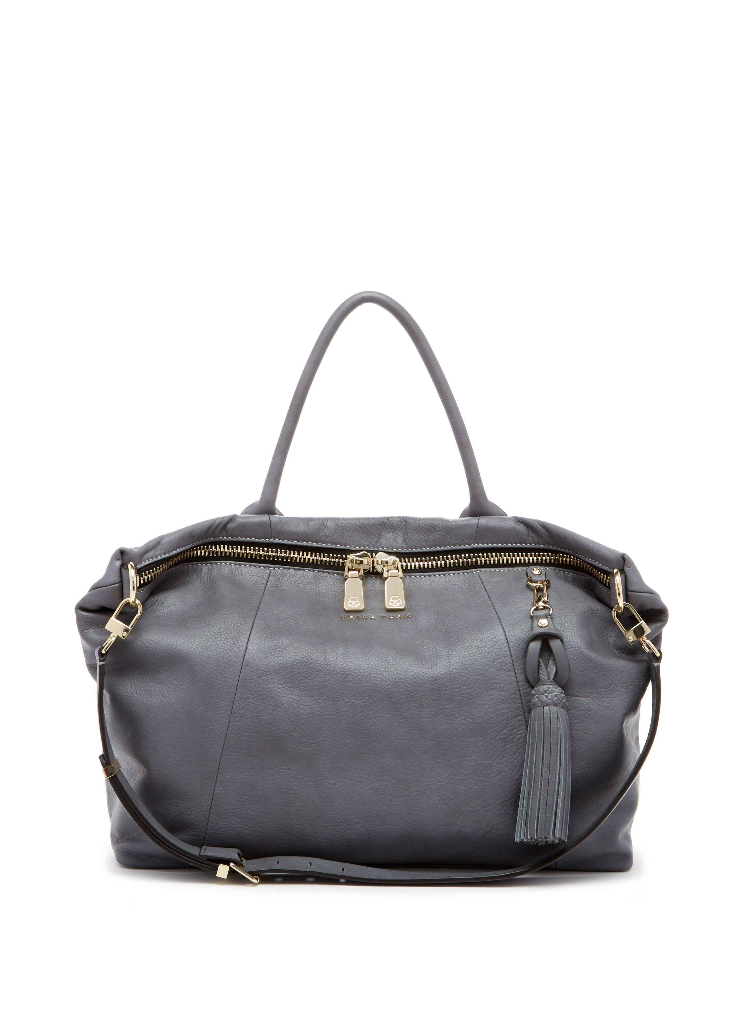 Saratoga Large Satchel Trinaturk I Am The Bag Lady