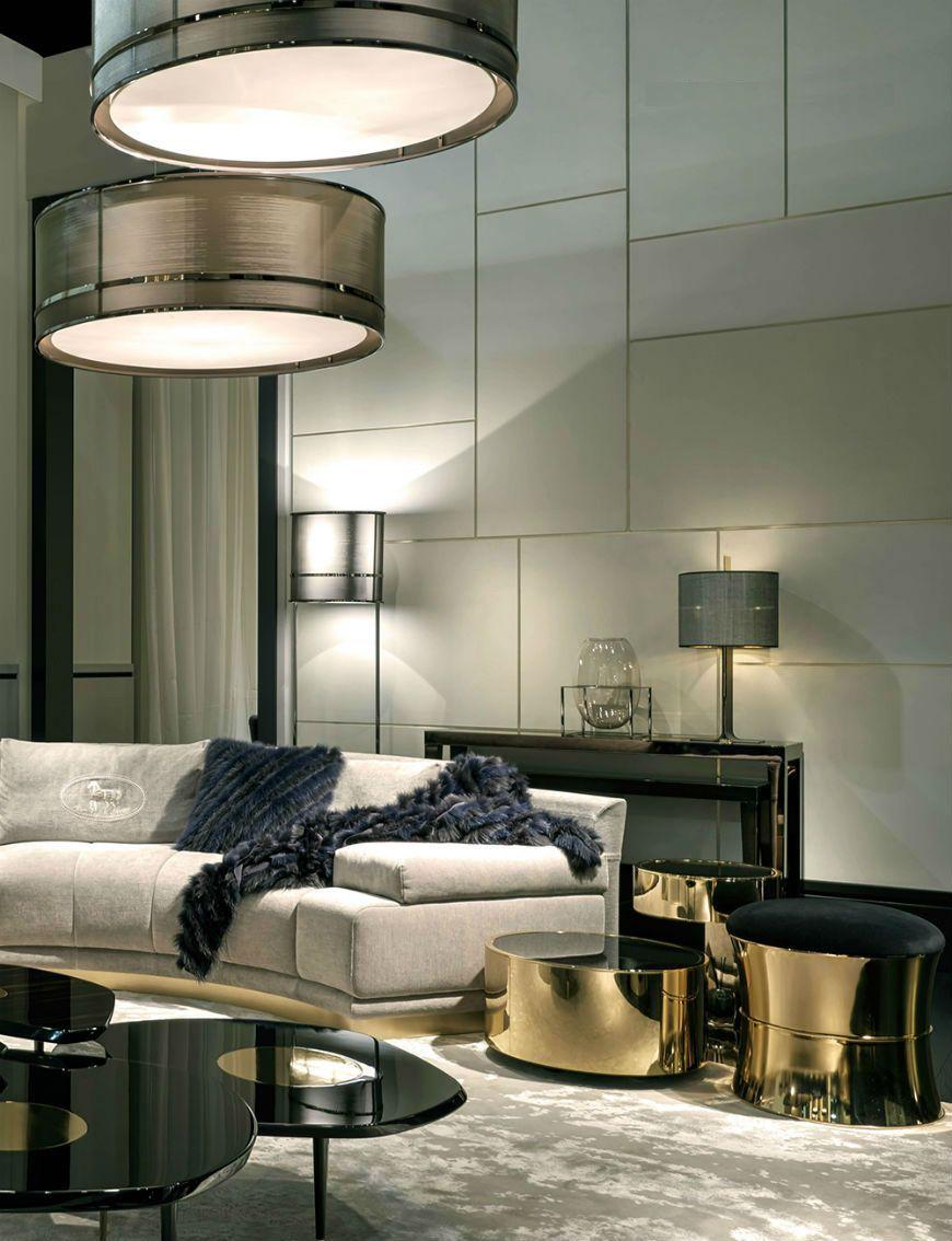 Top 15 Living Room Furniture Design Trends: Modern Sofas | Pinterest