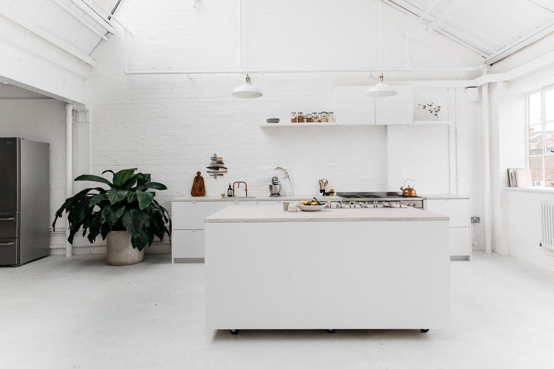 Studio a studio industrial farmhouse and kitchens