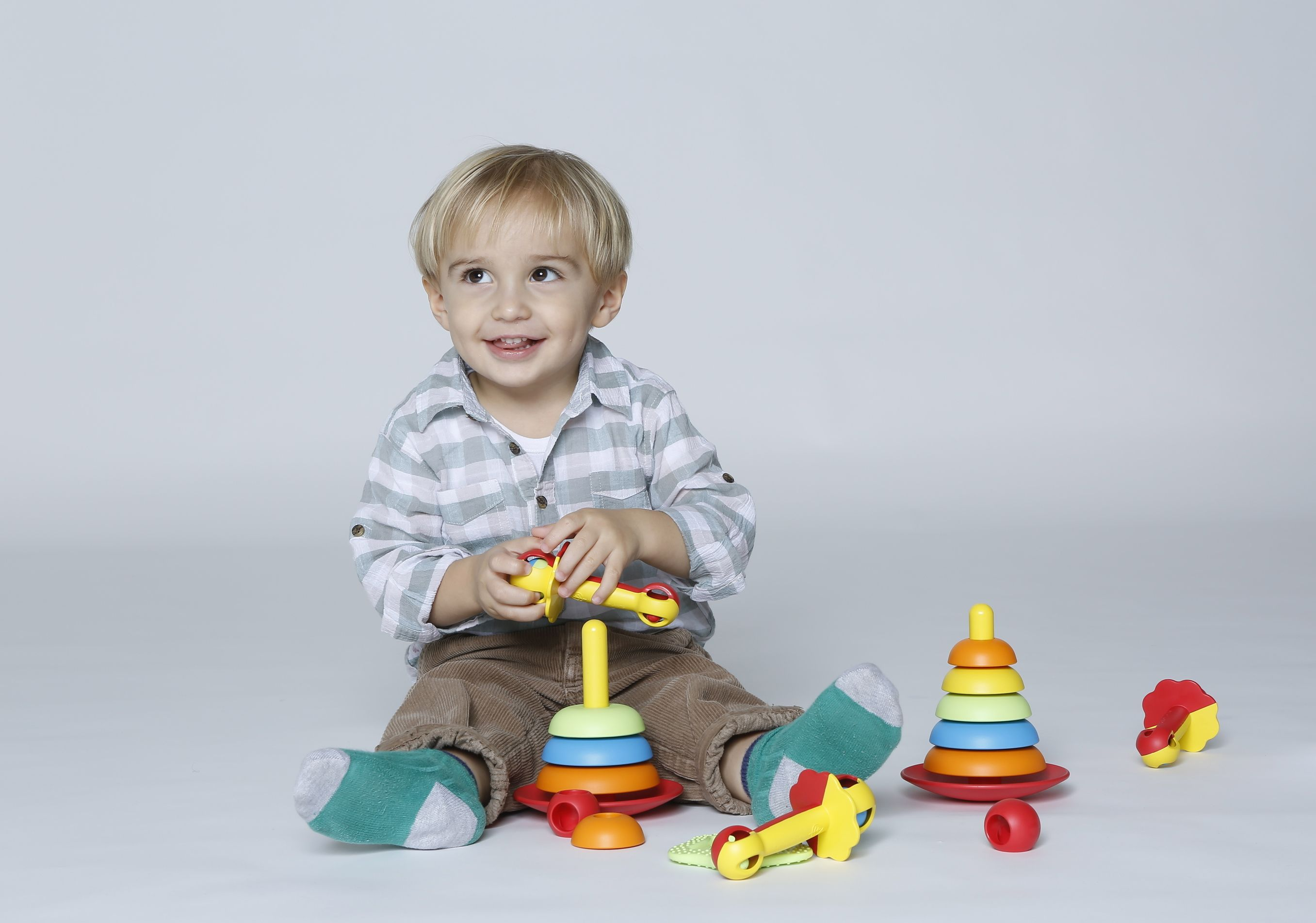 Safe Baby Toys : Safe biobased plastic toys for years old made
