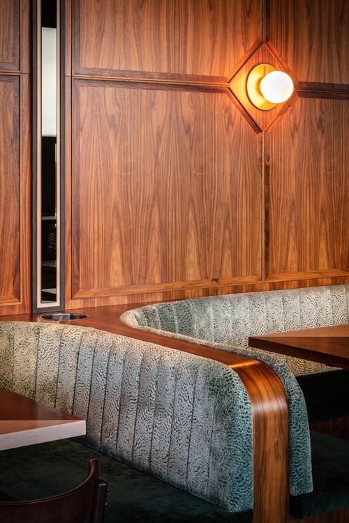 Eat Drink Design Awards Restaurant Seating Bar Restaurant Interior Restaurant Interior