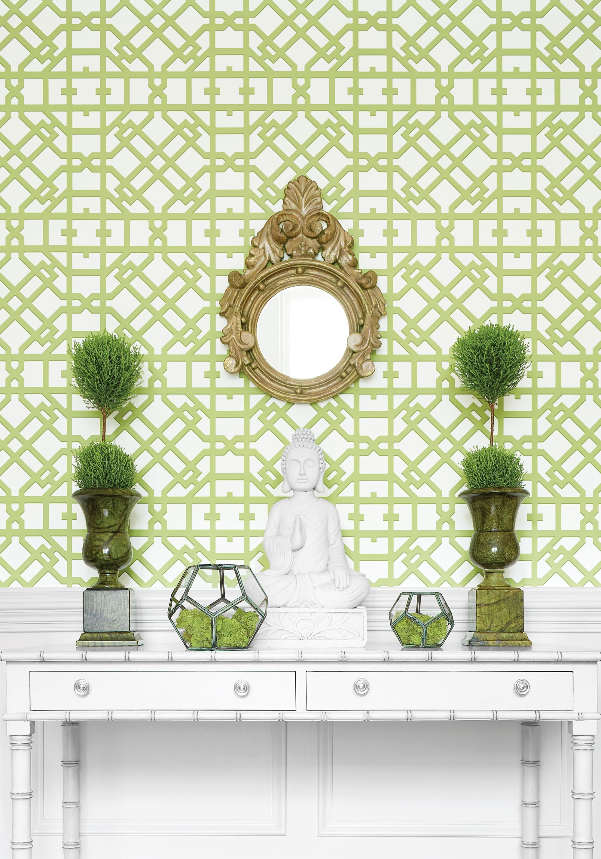 Turner from Geometric Resource 2 Collection. Bamboo Lattice ...