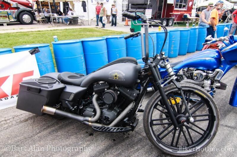 road king and springer front end | Motorcycles | Harley bikes
