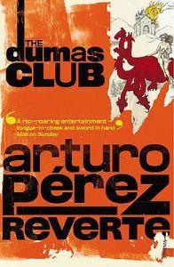 http://www.adlibris.com/fi/product.aspx?isbn=0099448599   Titel: The Dumas Club - Författare: Arturo Perez-Reverte - ISBN: 0099448599 - Pris: 9,80 €