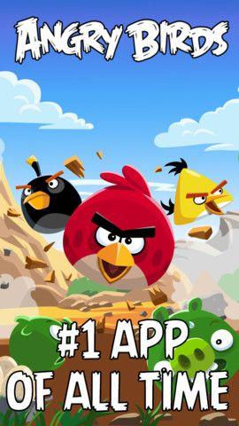 angry birds este disponibil gratuit in app store pentru prima oara in existenta sa - Angry Birds Gratuit