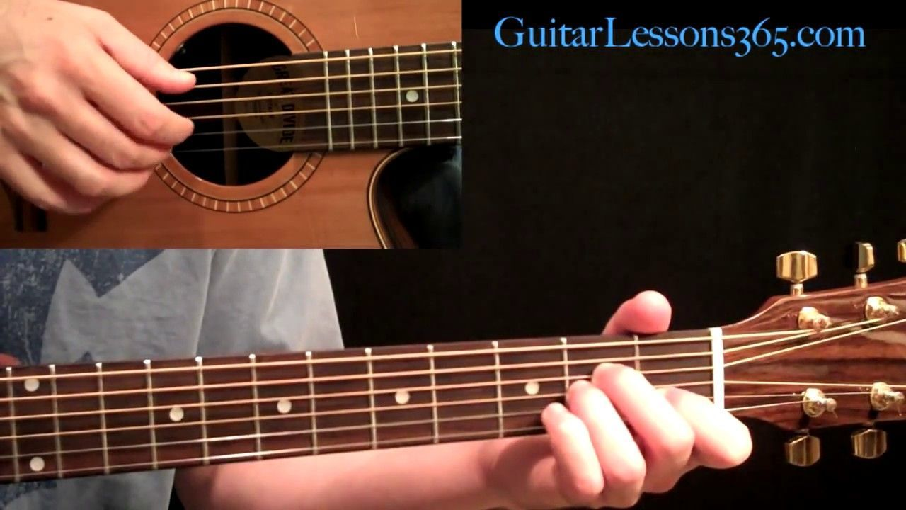 Kansas - Dust In The Wind Guitar Lesson Pt.1 - Intro ...