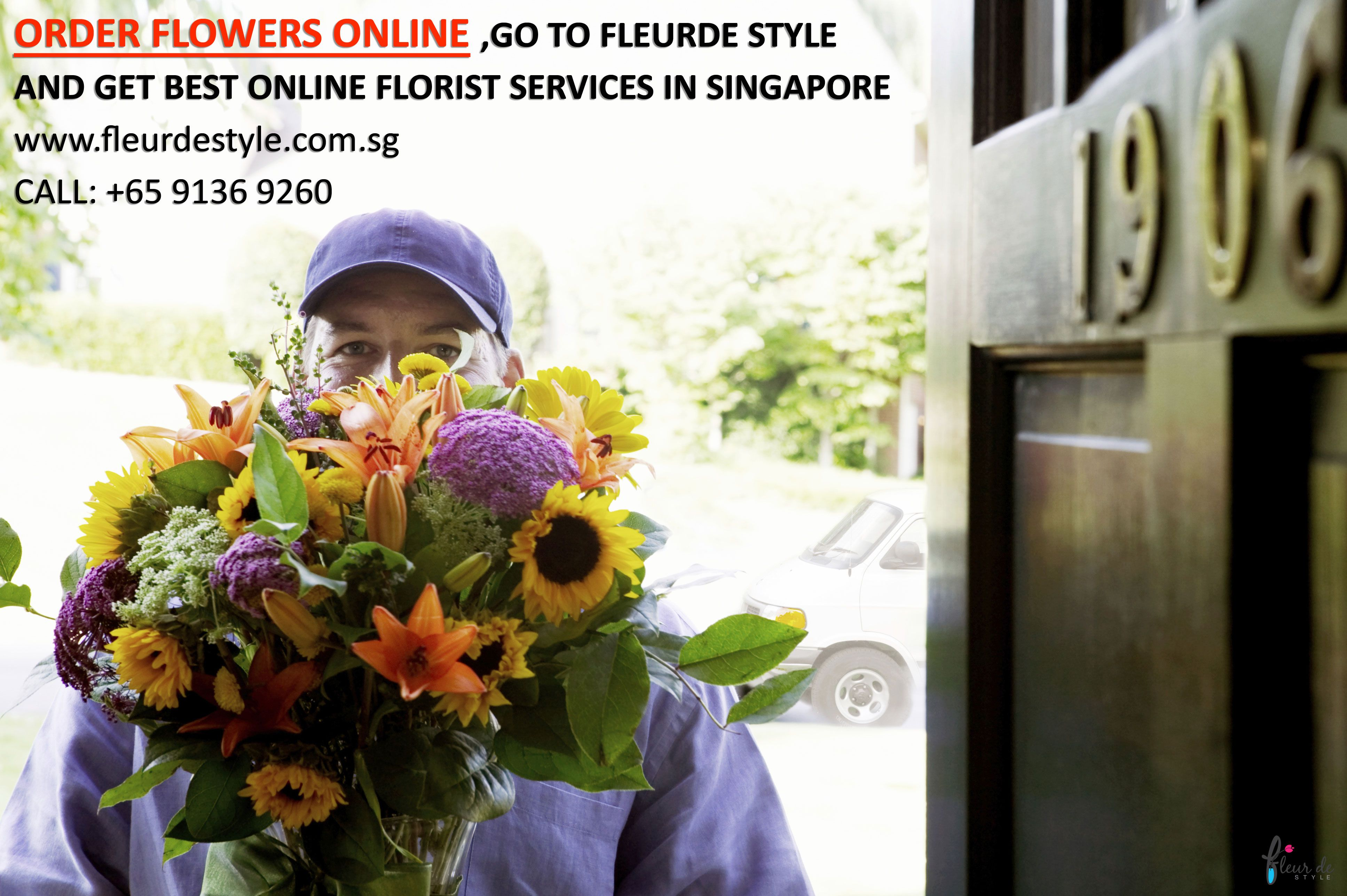 Pin By Fleurde Style On Flowers Online Singapore Pinterest