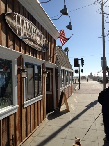 Ocean View Restaurant In Seal Beach Ca The Hangout Lets Go Out