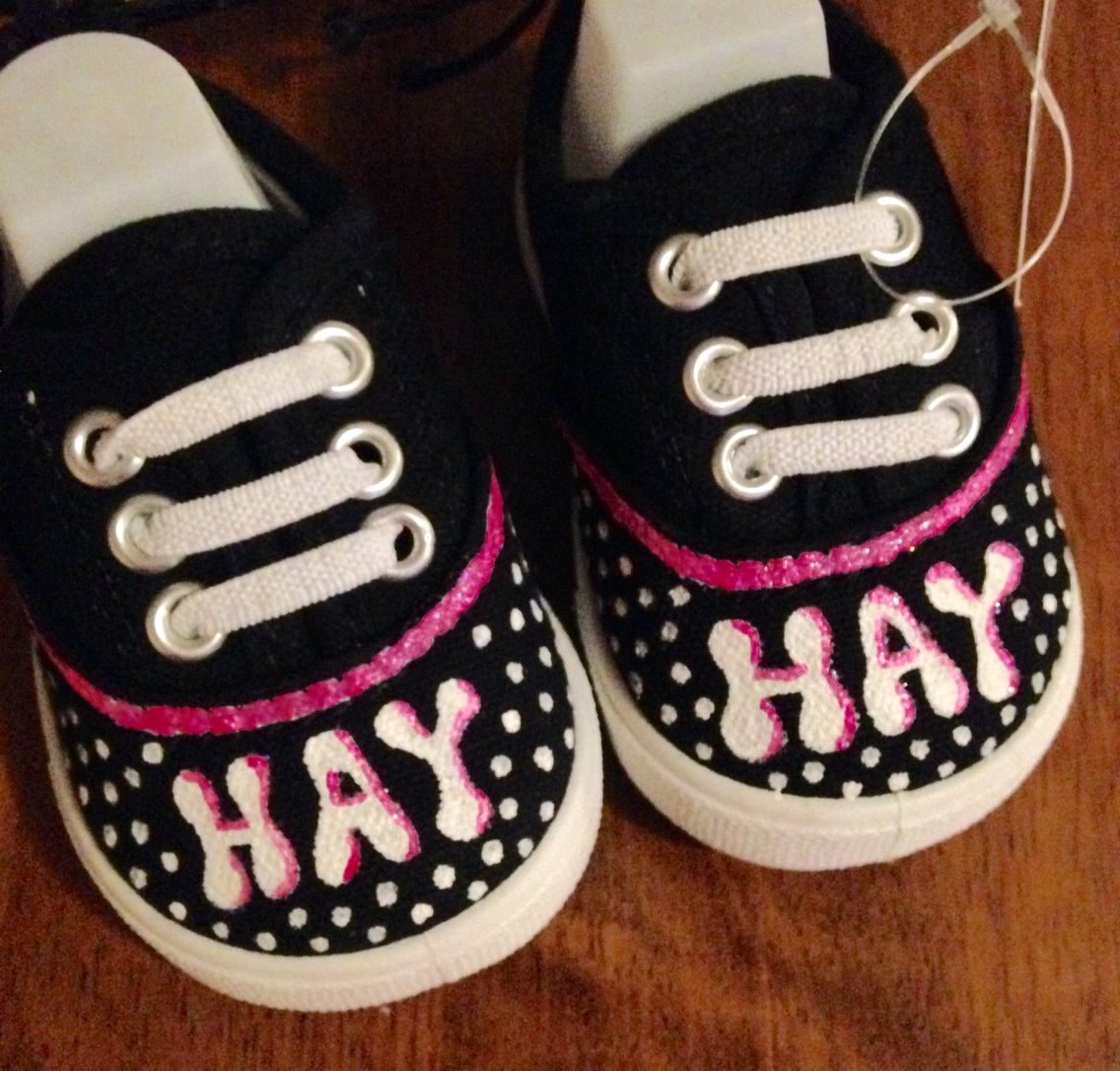 97ac91848d94 Baby girl custom shoes! Affordable prices. Shipping available! Order a pair  of shoes