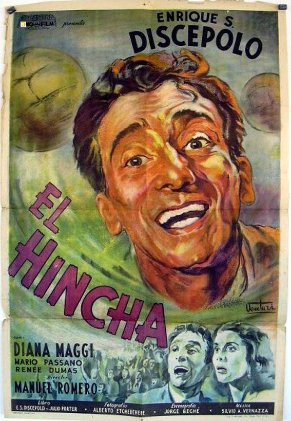 El hincha 1951 es una pel cula argentina dirigida por for El mural pelicula argentina