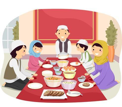 Faith Accompli Seni Islamis Kartun Ilustrasi