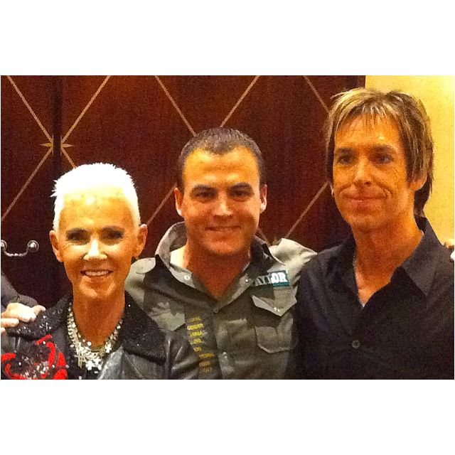 Roxette and Ryan O'Connor