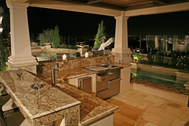 Orlando Florida Outdoor Living Ideas Outdoor Kitchen Outdoor Kitchen Countertops Outdoor Kitchen Design