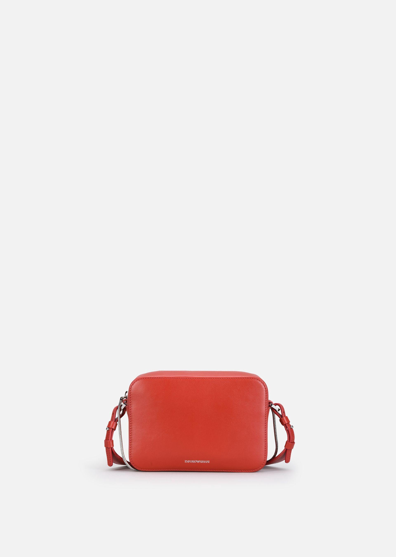 b94ae28ca983 EMPORIO ARMANI Crossbody Bag.  emporioarmani  bags  shoulder bags  leather   crossbody