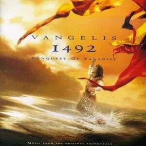 Partituras De 1492 De Vangelis La Conquista Del Paraíso Para Saxofón Flauta Violín Trompeta Clarinete Y Saxofón Tenor Cine Epico Cine Peliculas
